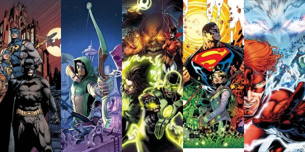SUPERMAN #1, BATMAN #1, GREEN LANTERNS #1, GREEN ARROW #1 and TITANS: REBIRTH #1 ALL TO RECEIVE 2ND PRINT RUN DUE TO INCREDIBLE FAN DEMAND DC's REBIRTH line-wide relaunch continues […]