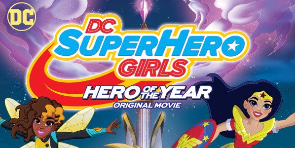 WORLD'S MOST POWERFUL FEMALESUPER HEROES NAVIGATE THETWISTS AND TURNS OF HIGH SCHOOL ASWARNER BROS. HOME ENTERTAINMENTRELEASES DC SUPER HERO GIRLS:HERO OF THE YEAR ON DVD AUGUST 23, 2016 Where can […]