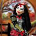 Step out on the cutting edge with DC Super Hero Girls Katana doll!