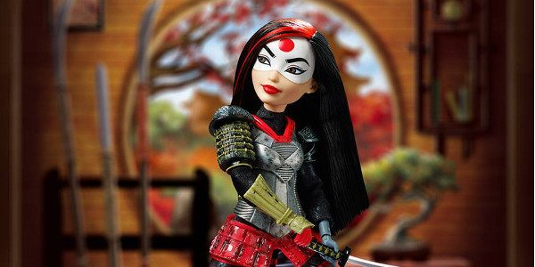 Step out on the cutting edge with DC Super Hero Girls Katana doll! This DC Super Hero Girls doll is inspired by the sword master of Super Hero High and […]