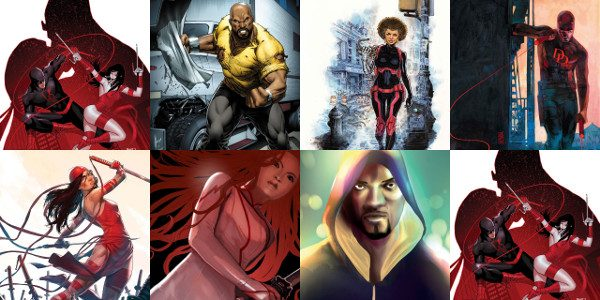 Marvel's street level heroes are stepping out on the town for a series of special variant covers! Marvel is pleased to announce 20 special Defenders Variants, coming to some of […]