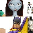 This week, comic shops got in received a massive influx of superheroes, as Diamond Select Toys shipped a variety of super new products!