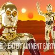 Convention Exclusive C-3PO Figure Is at Your Service with Red Arm
