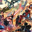 IDW Merges Their Iconic Hasbro Comics in an Epic Crossover Event