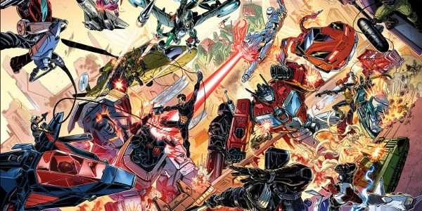 IDW Merges Their Iconic Hasbro Comics  in an Epic Crossover Event IDW Publishing has unveiled its most ambitious comic book publishing venture in its history revolving around its fan-favorite titles […]