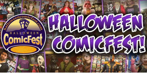 Pop-culture fans are encouraged to visit their local comic shop for free comics and participate in fun-filled Halloween activities and events! Diamond Comic Distributors announces a celebration of comics, comic […]