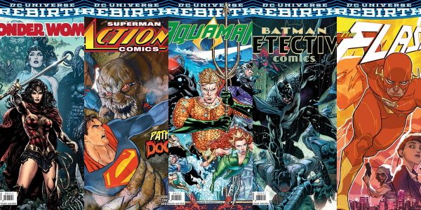 AQUAMAN #1, THE FLASH #1, WONDER WOMAN #1, AND LEGACY NUMBERED ACTION COMICS #958 AND DETECTIVE COMICS #935 ALL TO RECEIVE 2NDPRINT RUN DUE TO INCREDIBLE FAN DEMAND DC's REBIRTH […]