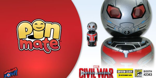 Limited Edition Ant-Man and Giant Man Pin Mate Set of 2 – Convention Exclusive Celebrating one of the smallest and largest superheroes to have hit the big screen in Marvel's […]