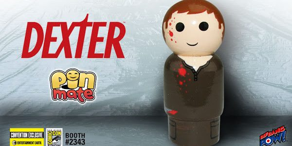 Everyone's Favorite Serial Killer Is a New Convention Exclusive Pin Mate™ Dexter, everyone's favorite serial killer is back as never seen before! Introducing the Dexter Pin Mate Wooden Figure – […]