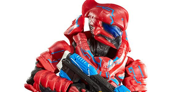 """We're not saying goodbye to our SDCC reveals just yet … in fact, today we're saying HALO®! HALO® Spartan Helioskrill – $25 Mattel's new 6"""" action figure series brings the […]"""