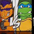 Cowabunga! Come out of your shell and check out this reveal from TMNT…