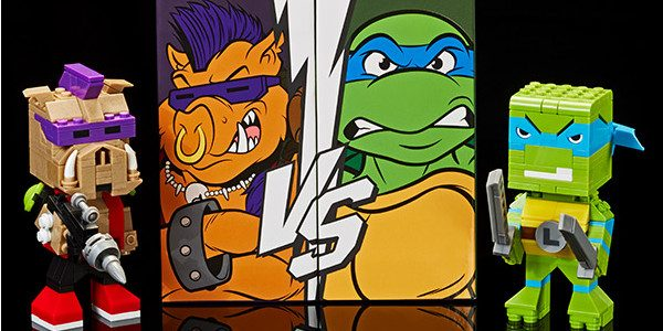 Cowabunga! Come out of your shell and check out this reveal from TMNT… Kubros TMNT Leonardo™ vs. Bebop™ Special Edition Set – $25 SDCC, classic TMNT, and one of the […]