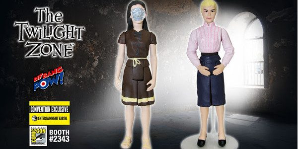 Enter The Twilight Zone with NEW Female Action Figures – Convention Exclusives! If you thought The Twilight Zone 3 3/4-inch action figure series 4 convention exclusives from Bif Bang Pow! […]