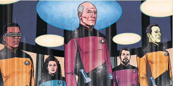 """A 6-Part Bi-Monthly Series """"Waypoint"""" Will Span All Iterations of Star Trek To celebrate 50 years of STAR TREK, IDW Publishing, under license by CBS Consumer Products, will boldly launch […]"""