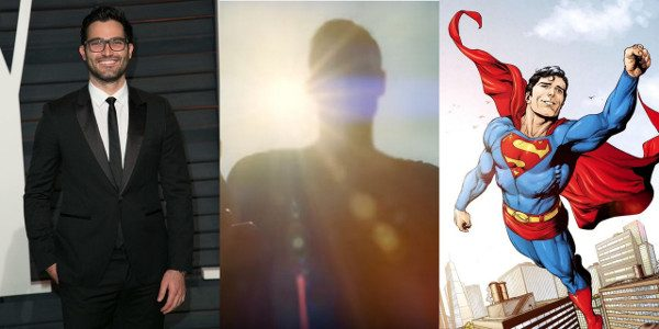 Tyler Hoechlin to play the Man of Steel It was reported today that actor Tyler Hoechlin will be playing Superman and the CW's Supergirl TV Show this fall. Superman will […]