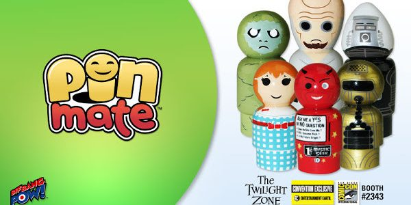Six Classic Characters from The Twilight Zone as Pin Mate™ Convention Exclusives The Twilight Zone Pin Mate Wooden Figure Set of 6 – Convention Exclusive from Bif Bang Pow! features […]