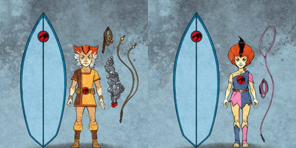 We're going to feel the magic at San Diego Comic-Con … our reveals continue with a ThunderCats™ 2-pack! ThunderCats™ WilyKit & WilyKat™ 2-Pack – $60 Recreate the exciting adventures of […]