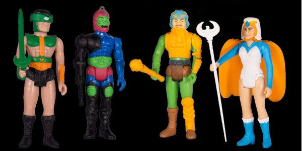 Making their debut and available for the first time during San Diego Comic-Con 2016 at the Skeletor's Lair pop-up shop! The 2nd wave of 3.75-inch Masters of the Universe action […]