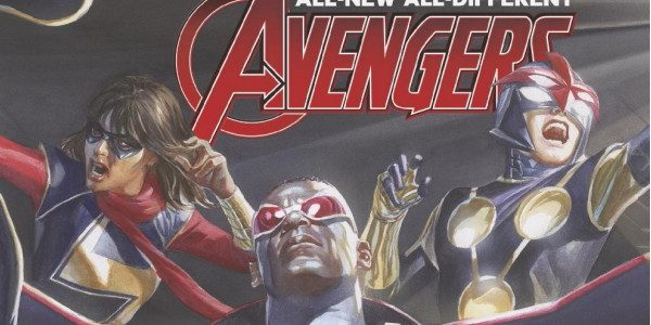 Yes, you read that right! Now experience it like you've never seen as a bevy of all-star creators bring you the ALL-NEW, ALL-DIFFERENT AVENGERS ANNUAL this August! Featuring contributions from […]