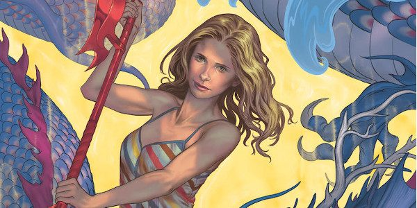 THE STAKES ARE HIGH, THE NIGHTS ARE LONG, AND BUFFY HAS TO SAVE THE WORLD…AGAIN Dark Horse is excited to announce the next installment in Joss Whedon's Buffy comics series, […]