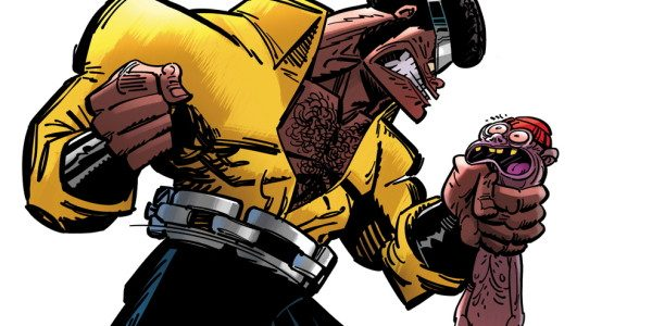 Animation Superstar Takes on Luke Cage for New Series! Sweet Christmas, the wait is finally over! Award-winning animator Genndy Tartakovsky (Dexter's Laboratory, Samurai Jack, Hotel Transylvania) comes to Marvel to […]
