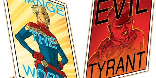 Celebrity Writer and New York Times Best-Selling YA Author Margaret Stohl Relaunches Marvel Comic Series Marvel Comics is proud to present Carol Danvers, a.k.a. Captain Marvel as she takes on […]