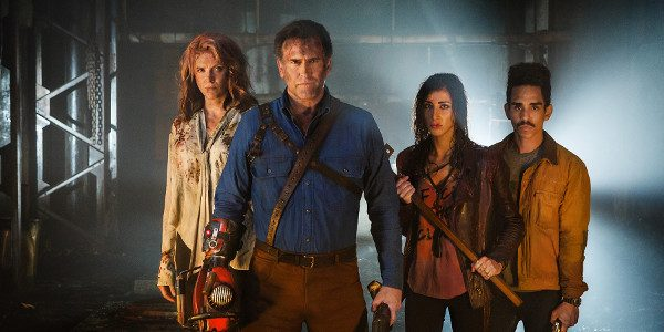 Season Two Returns October 2016 STARZ released a new teaser trailer and photo today for the highly anticipated 10-episode second season of the half-hour series executive produced by Sam Raimi, […]