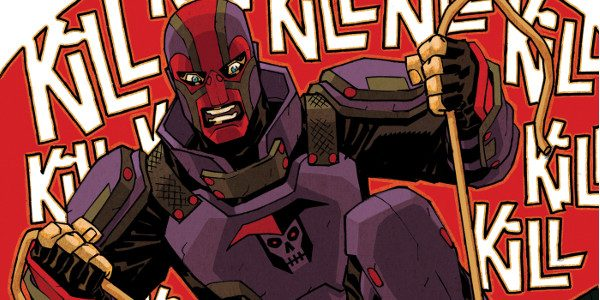 Marvel's Foolkiller steps into the spotlight this fall with a single quest: killing fools. Traditionally armed with a barrage of armaments, Foolkiller is adding a new weapon to his holster: […]