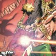 The Heroes of Rann and Thanagar Join Forces to Avert An Interstellar War