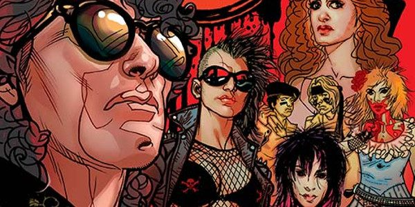 THE LOST BOYS never grow old, never die, and have a new miniseries from Vertigo on behalf of Warner Bros. Consumer Products hitting shelves October 12. The stakes are high […]
