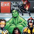 Blockbuster new titles. Shocking new status quos. Top-tier creators. This is Marvel NOW!.