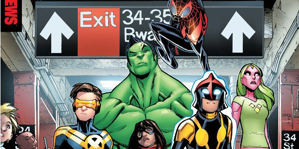 Blockbuster new titles. Shocking new status quos. Top-tier creators. This is Marvel NOW!. It all starts this fall as the Marvel Universe charges forward into an ambitious new direction. As […]