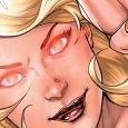 As seen on the DC ALL ACCESS Panel at San Diego Comic-Con earlier today, take a look at these early previews of SUPERGIRL: REBIRTH #1 and SUPERGIRL #1.