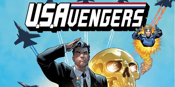 They're the Team you can Trust! The security of the Marvel Universe is fractured. The world's first line of defense, S.H.I.E.L.D., can no longer be trusted. The United States no […]