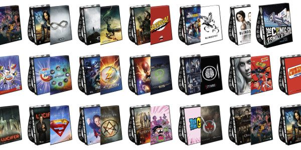 THEY'RE ALIVE! WARNER BROS. TELEVISION'S OFFICIAL COMIC-CON® BAGS GET A NEWINTERACTIVE UPDATE WITH THE BLIPPAR APP, ALLOWING FANS TOUNLOCK AUGMENTED REALITY EXPERIENCE The Collectible Backpack-Style Bags Highlight the Following Series […]
