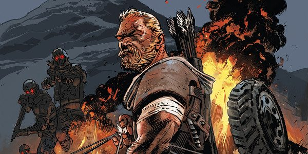 Our seventh announcement in the #RoadToSanDiego reveals new original seriesWarlords of Appalachia,debuting in October from Phillip Kennedy Johnson (Last Sons of America) and newcomer artist Jonas Scharf! The simmering tensions […]