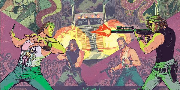 Our third announcement in the #RoadToSanDiego reveals our upcoming BIG TROUBLE IN LITTLE CHINA/ESCAPE FROM NEW YORK crossover limited series, debuting in October! That's right: Jack Burton meets Snake Plissken […]