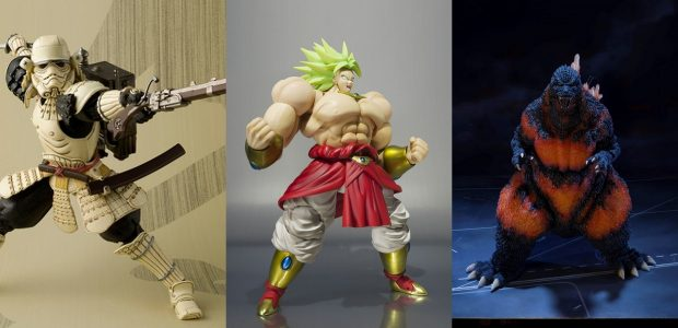 Leading collectibles distributor Bluefin heads to San Diego this weekend for the 2016 Comic-Con International with a special collection of EXCLUSIVE PRODCTS from Bandai, Bandai Hobby and Tamashii Nations. Bluefin, […]