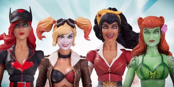 DC BOMBSHELLS STORM SAN DIEGO COMIC-CON WITH FIRST-EVER 6.75'' DC COLLECTIBLES ACTION FIGURE LINE DC Collectibles 2017 Line-Up Includes All-New Action Figures Inspired by Fan-Favorite 1990's TV Show Superman: The Animated […]