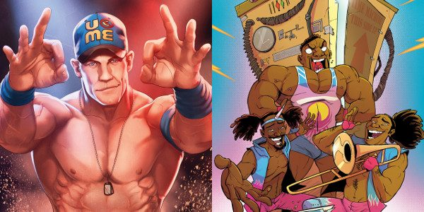 Road to San Diego Announcement #1Our first announcement in the #RoadToSanDiego is out! We have partnered with WWE for new comics! We will launch the initiative at Comic-Con with a […]