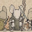 Our ninth announcement in the #RoadToSanDiego is that amovie based on David Petersen's long-running Archaia fantasy series, Mouse Guard,is in the works!