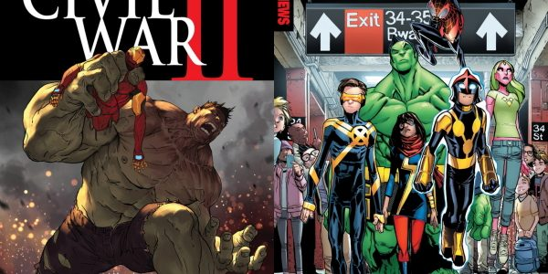 Marvel NOW! Begins at Midnight on July 13th You've seen the blockbuster announcements, but those were just the beginning. Mark your calendars, True Believers because Marvel NOW! comes to your […]