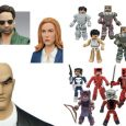 It's another big week at comic shops, as Diamond Select Toys ships out five new products from four different licenses in three different product categories!