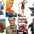Each year, Diamond Select Toys makes the long trek from Baltimore to San Diego to meet their fans, show off upcoming products and offer the coolest exclusives. And this year […]
