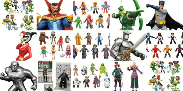 It's another big month for DST, with plenty of new items in the July Previews catalog all set to ship this winter, and they'll all be making their display debuts […]