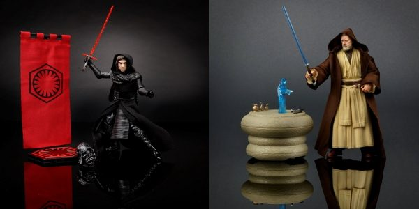 Hasbro has details on the two Hasbro Star Wars convention exclusives that were revealed this morning. The Black Series 6-Inch Kylo Ren Pack will be available at Star Wars Celebration, […]