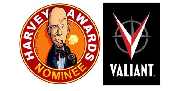 A Total of50Nominations for Series Including BLOODSHOT REBORN, DIVINITY,NINJAK, THE VALIANT,and Many More! The nominations are in for the 2016 Harvey Awards…and, for the second year running,Valiant is leadingthe ballot […]