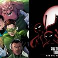New Batman/TMNT Adventures and Star TrekTM/Green Lantern Crossovers Forthcoming