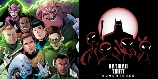 New Batman/TMNT Adventures and Star TrekTM/Green Lantern Crossovers Forthcoming IDW Publishing and DC Entertainment will continue their successful editorial mash-ups and bring fans two new comic book crossovers based on […]