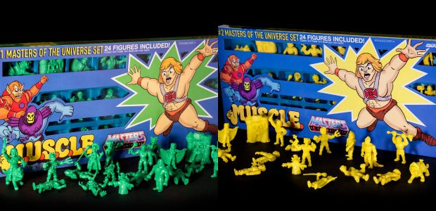Exclusively for San Diego Comic-Con 2016 and available only at the Skeletor's Lair pop-up shop! Exclusive packaging and colorways for Wave 1 characters and also the first time anywhere debut […]